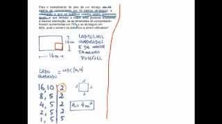 Resoluções de Provas - CTSP PMMG 2010 - Concurso Policia Militar MG - Matemática Exercícios