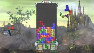 Tetris Worlds Gameplay