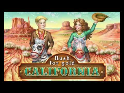 Rush for gold: California Free Game