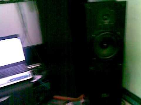 cek sound with TDL RTL2 speaker
