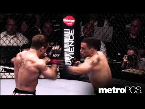 Frankie Edgar - Moving Up the Ranks