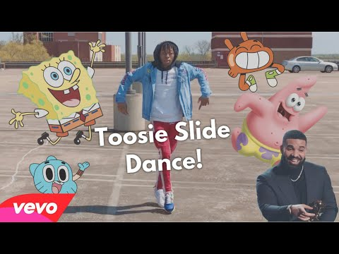Drake - Toosie Slide! (TikTok Crazy) DANCE VIDEO! @YvngHomie