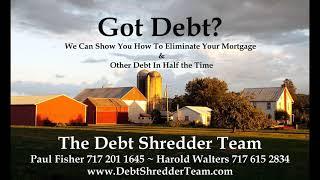 Debt Shredder Team Wealth Builder