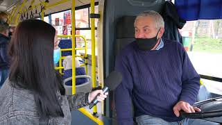 Фото Доброе утро, Прокопьевск | Водитель автобуса Андрей Федоров