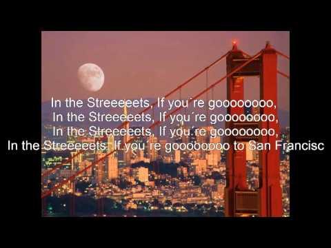 Global Deejays - Sound of San Francisco (Lyrics mit Bilder)