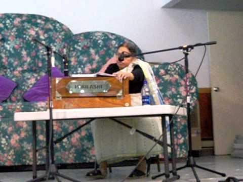 2010/09/18 - Anup Ghoshal: Mamoni's song 'jabona jabona, jabona ghhore' (Newtonville, NY)