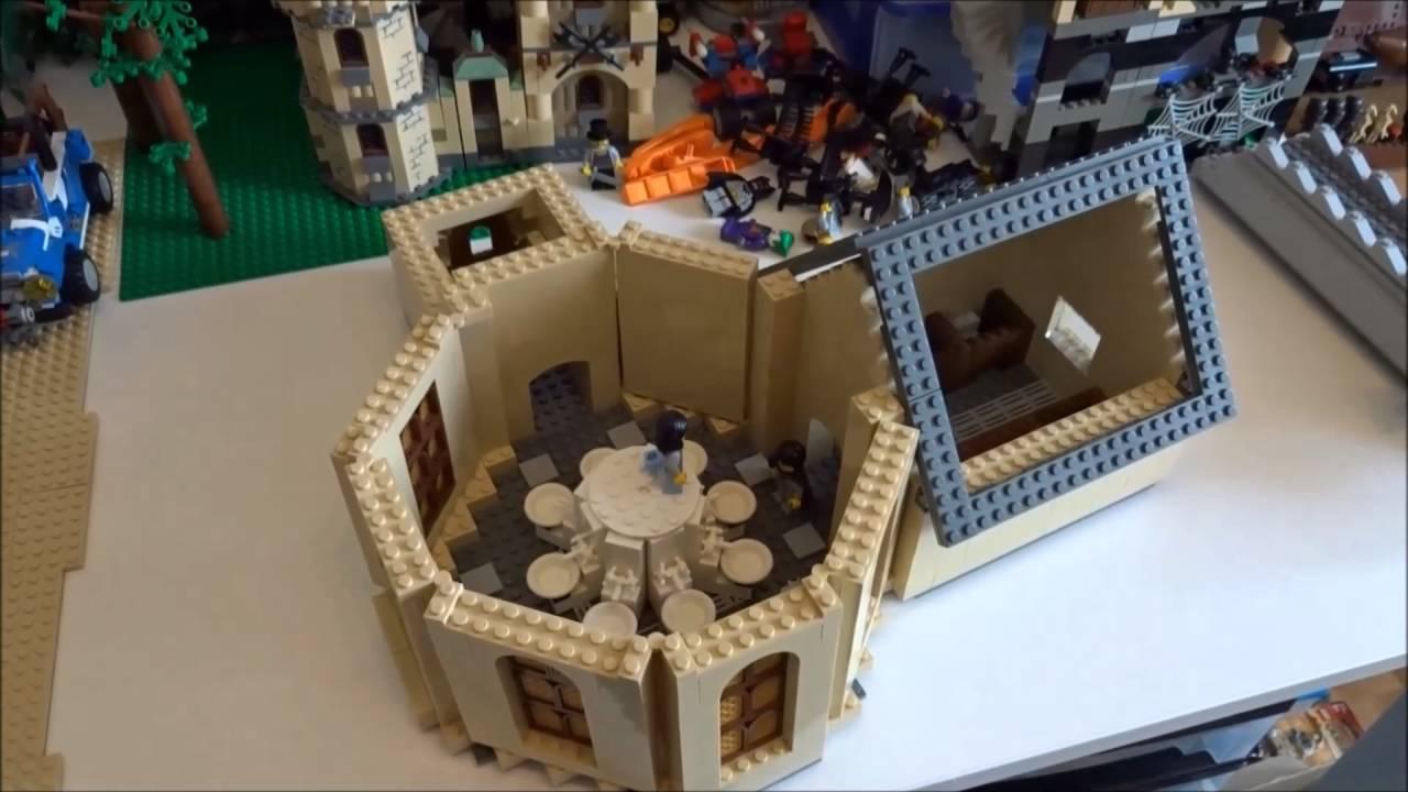 Lego Harry Potter Moc Finish Youtube