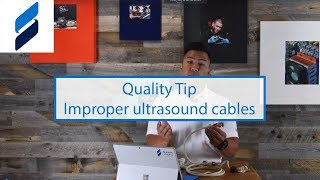 Ultrasound cable assemblies - OEM versus improperly remanufactured components