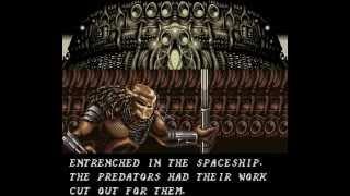 SNES Longplay [270] Alien vs Predator