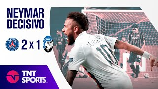 VIRADA EMOCIONANTE! PSG 2 x 1 Atalanta - Melhores Momentos - Quartas de Final da Champions 2019/20