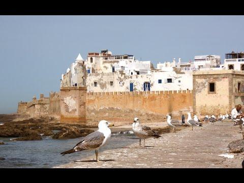 7 Viaggio in Marocco Essaouira Morocco travel guide video Marco Pistolozzi con Avventure nel Mondo