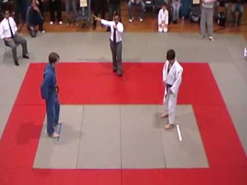 Alex K at Westchester Judo Open 2009