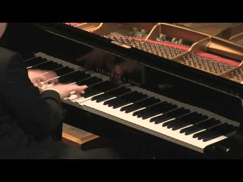 Xixi Zhou plays Prokofiev Piano Concerto No.2 (SiMon)