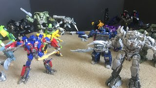 Transformers: Remastered 2 - FINALE (Stop Motion)