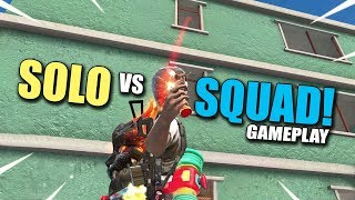 Intense Solo vs Squad Win! 15-Bomb ROS Gameplay! (Tagalog)