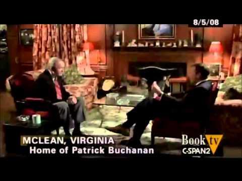 Pat Buchanan - Churchill, Hitler, and The Unnecessary War - Part 1