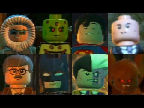 Games' Funniest Moments: Lego Batman 2 DC Super Heroes |