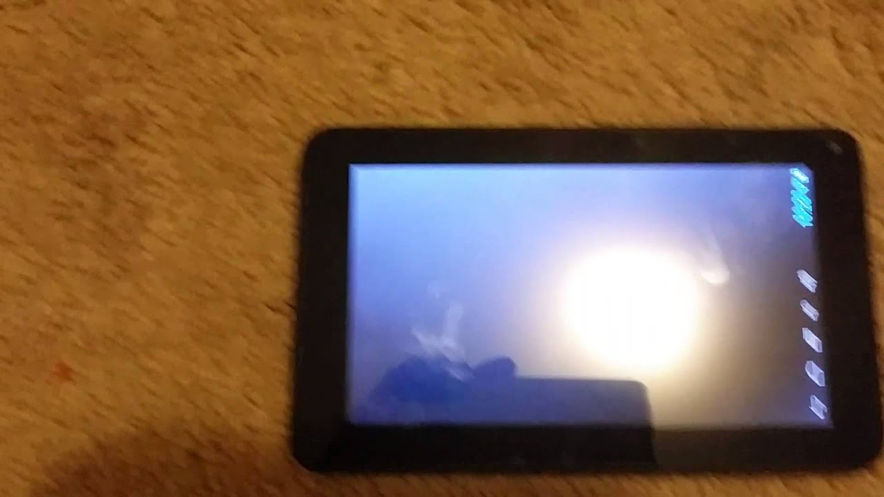 PROSCAN TABLET NOT COMPATIBLE GET AROUND