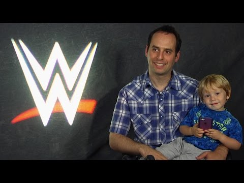 Can This 2 Year Old Name Each WWE Theme...