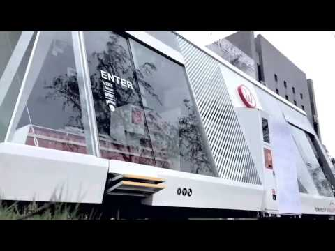 Self-Driving store that will come to you | Startup Selfie