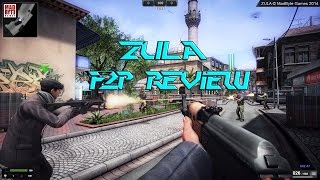 NEW FREE FPS! Zula - F2P Review