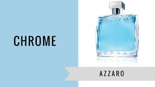 Chrome by Azzaro| Fragrance Review