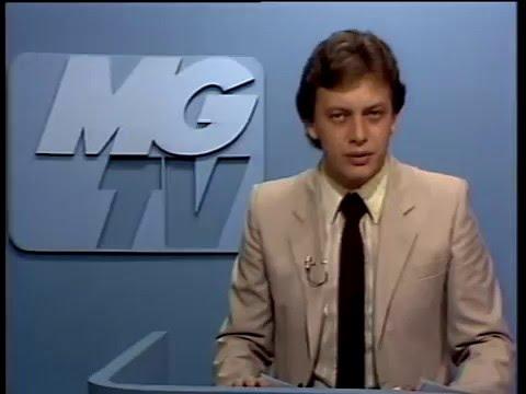 [RARIDADE]MGTV 1983 - Cheia do Ribeirão Arrudas