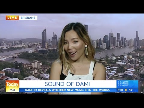 Dami Im Talks About Her New Music, Tour and Performances - Today Show Mp3
