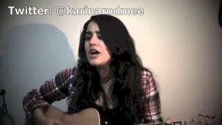 Luna - Ana Gabriel cover Karina Rodme