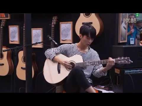 Sungha Jung - Seventh #9 (Frankfurt Music Show)