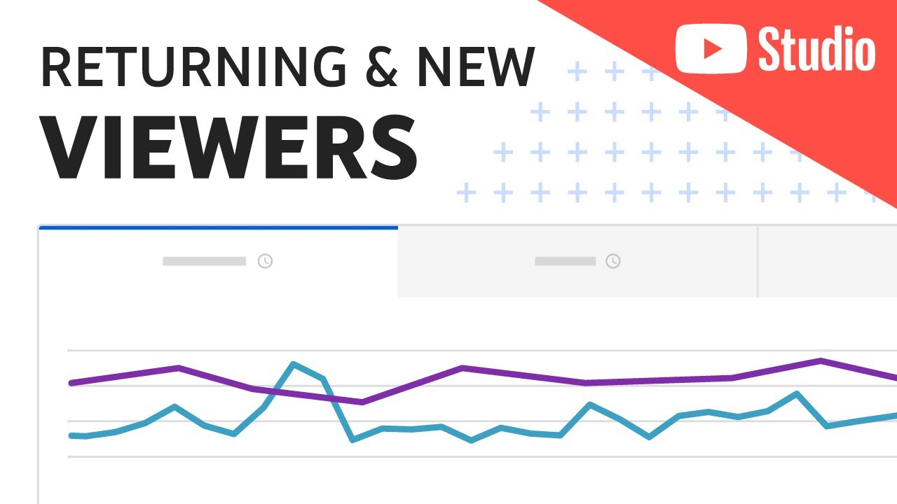 Understand Your Viewership Trends: New & Returning Viewers in YouTube Analytics