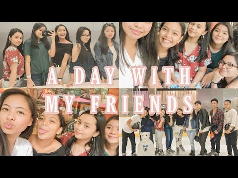 A Day with My Friends! | Princess Jewel