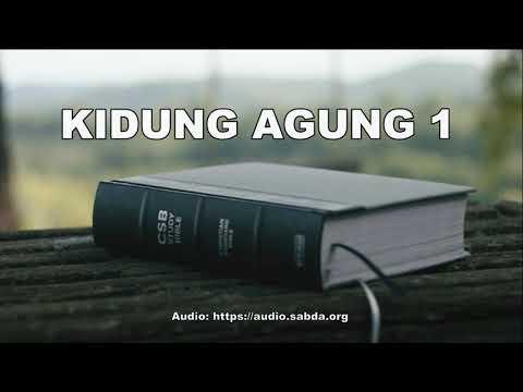 KIDUNG AGUNG 1 - Terjemahan Baru Alkitab Suara