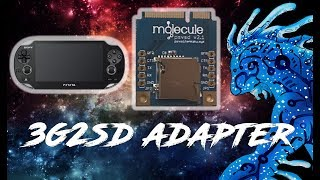 3G to MicroSD PSVita Memory Card Adapter (PSVSD) - New Age Soldier
