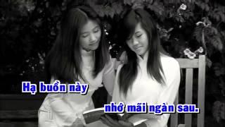 Hạ Buồn Karaoke Quang Lê