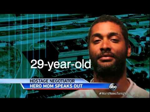 Hero Mom Hostage in Oklahoma