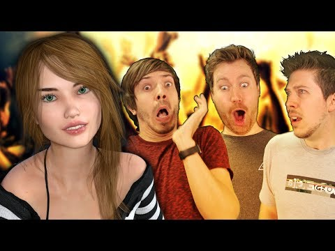 GOING ALL THE WAY! | House Party