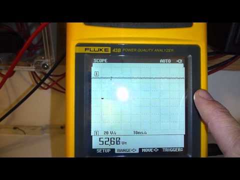 Electronic measurement equipment and multimeters - Part 3:Fluke 43b