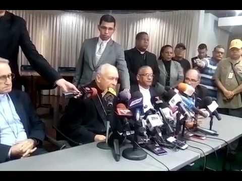 """Mons. Diego Padrón, CEV: """"Le dijimos a Rep. Gob. que era innecesaria una Constituyente"""""""