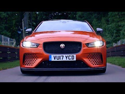 2018 Jaguar XE SV Project 8 (600HP) C63 AMG killer