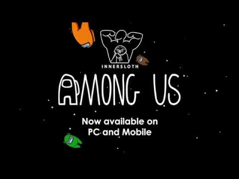 Among Us Steam Release Trailer Youtube