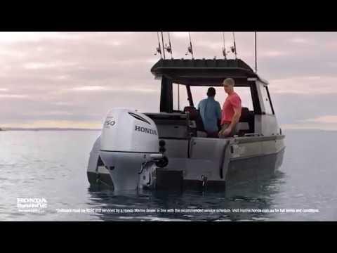Honda Marine   30sec TVC   BRAND v2