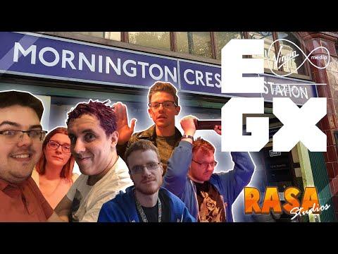 RASA Studios Goes To EGX 2019