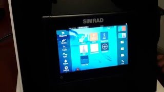 simrad go7 overview