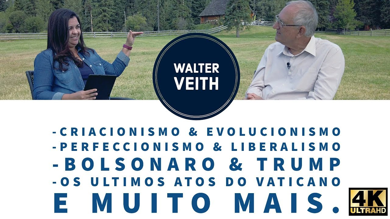 Últimos eventos 2019 - Walter Veith