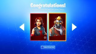 THEY GOT FREE SKINS IN FORTNITE! (Free Rewards)