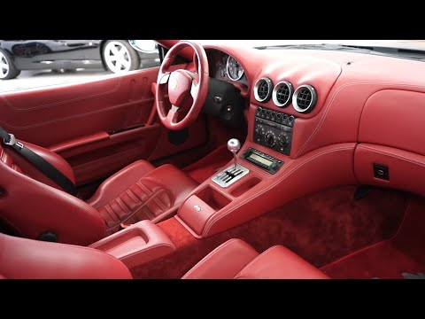 2002 Ferrari 575 Titanium Walkaround