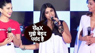 सेeX  मुझे बेहद पसंद है | Ekta Kapoor Response To Media At Ragini MMS Returns 2 Launch |