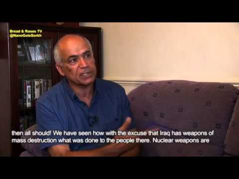 Nuclear weapons are not the right of the Islamic regime of Iran 2 Sep 2014 Bread and Roses