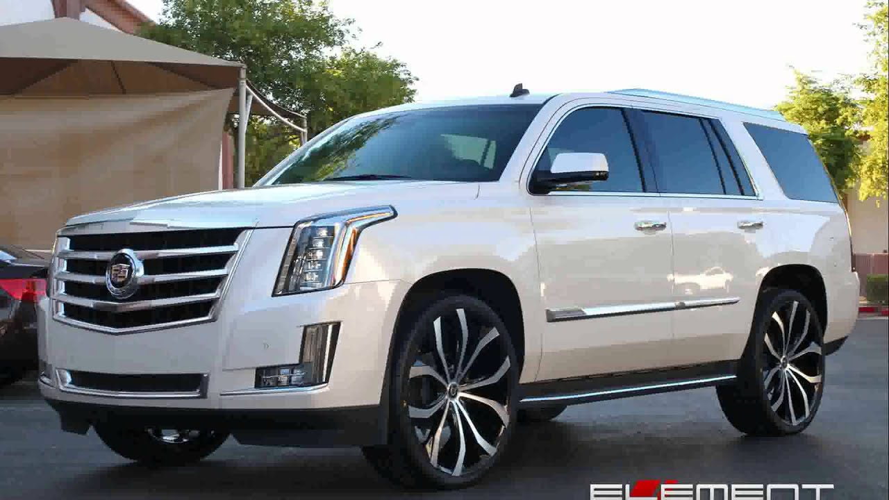 cadillac escalade ext 2015 model - YouTube